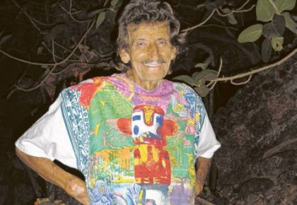 Yertward Mazmanian who placed Goa on the tourist map passed away
