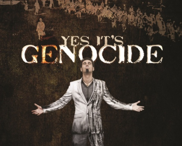 Yes it's Genocide campaign by Serj Tankian