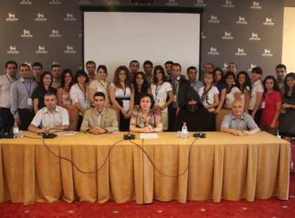 Summer School for Young Leaders organized by Ministry of Diaspora