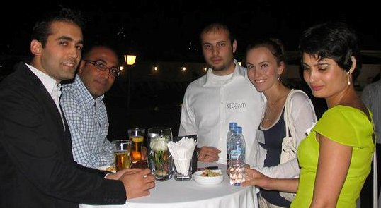 From 13 April 2010 meeting in Dubai