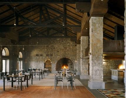 Restaurant in Yerevan by Tufenkian