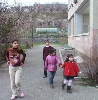Zatik Orphanage