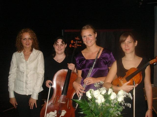 The participating musicians