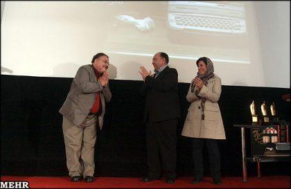 Film critic Qukasian honored in Tehran