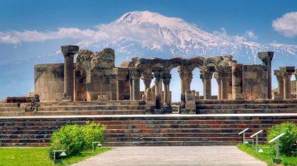 Tourism: Where do citizens of Armenia travel?
