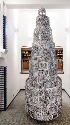 'Seeing Through Babel' Exhibition by Kevork Mourad