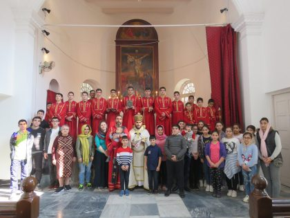 Traditional Armenian Pilgrimage in Chinsurah